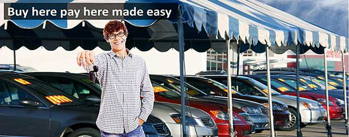 Buy Here Pay Here Made Easy